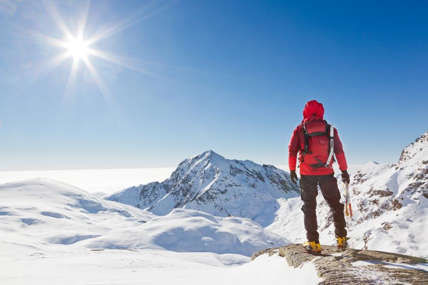 Corso Alpinismo Invernale