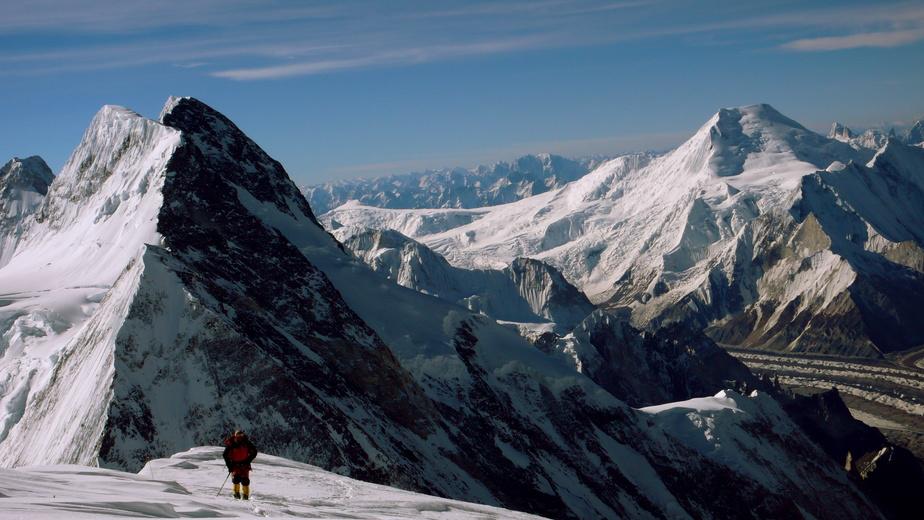 Ferrino è sponsor della spedizione alpinistica sul K2