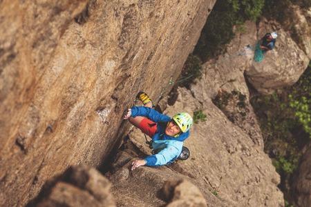 Alpinismo sul Gran Sasso