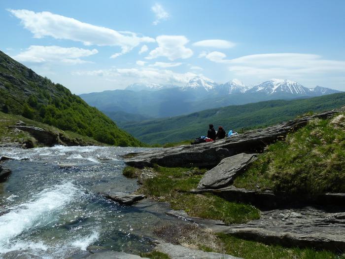 Trekking sul Monte Gorzano