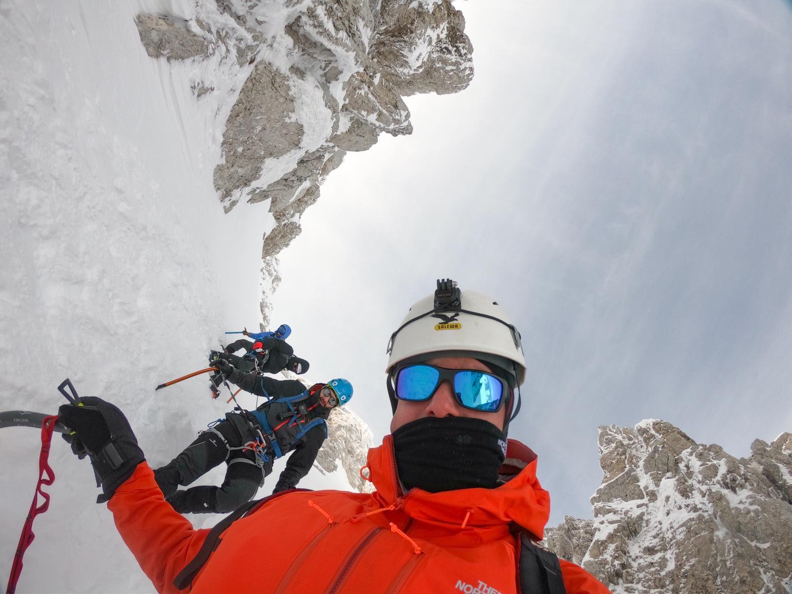 alpinismo arrampicata invernale terminillo