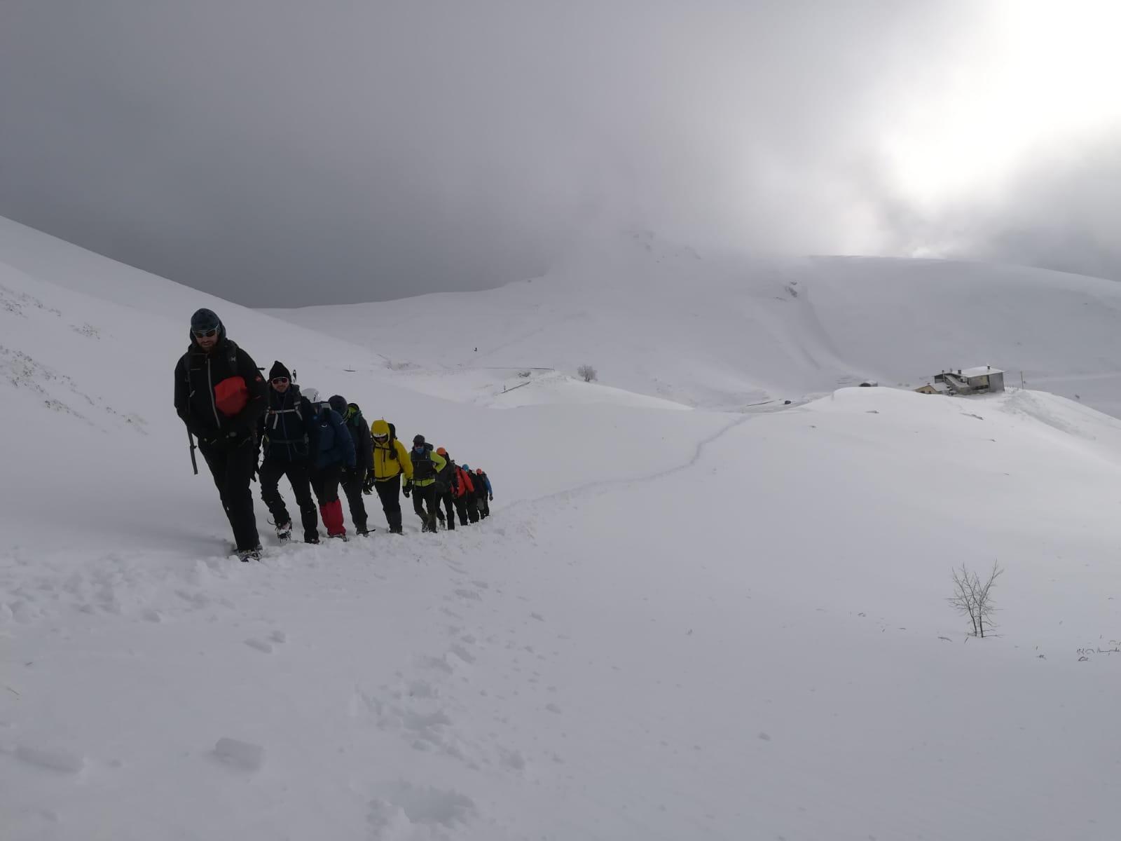 alpinismo invernale outdoor srl terminillo