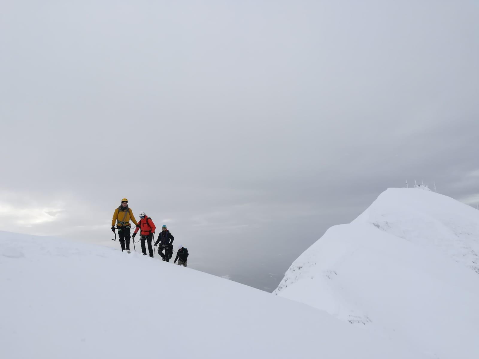 alpinismo terminillo outdoor srl neve
