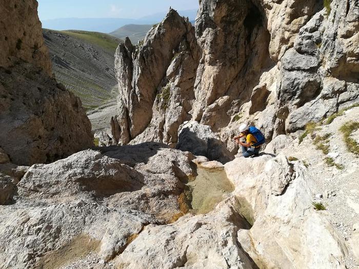 Escursione Via di Laghetti 29 Giugno 2019 – 3 Agosto 2019