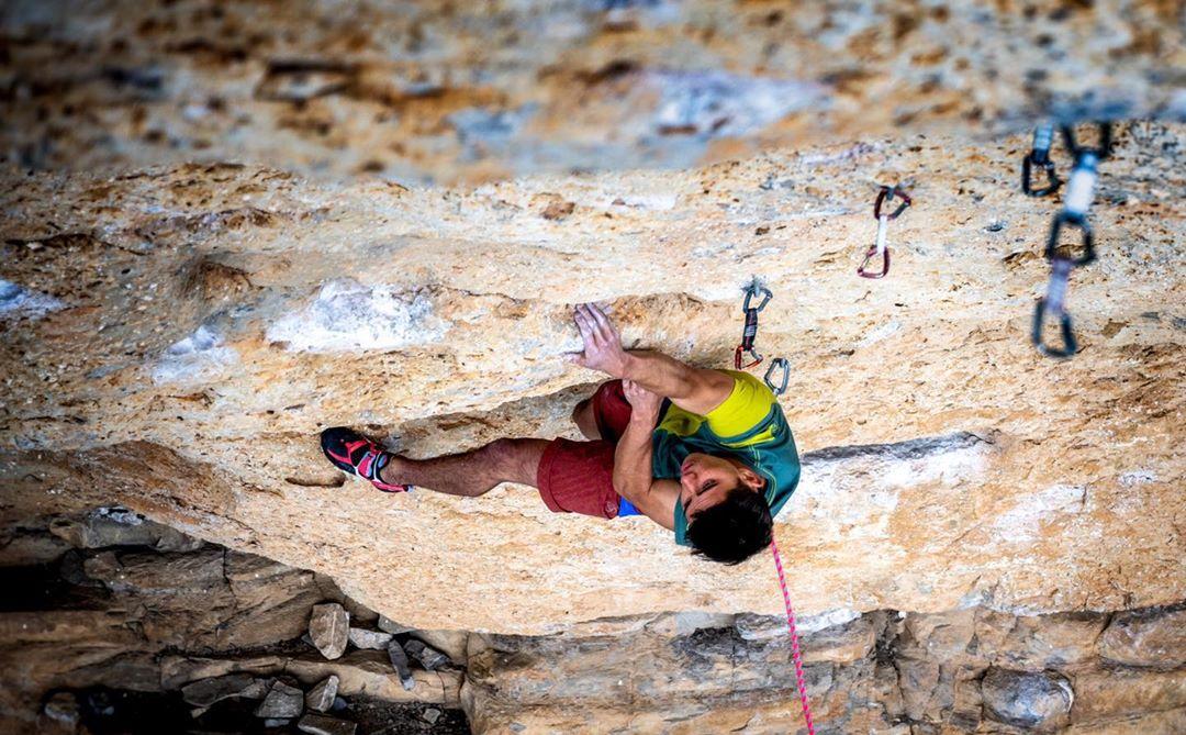 Scarpette d'arrampicata La Sportiva Solution Comp