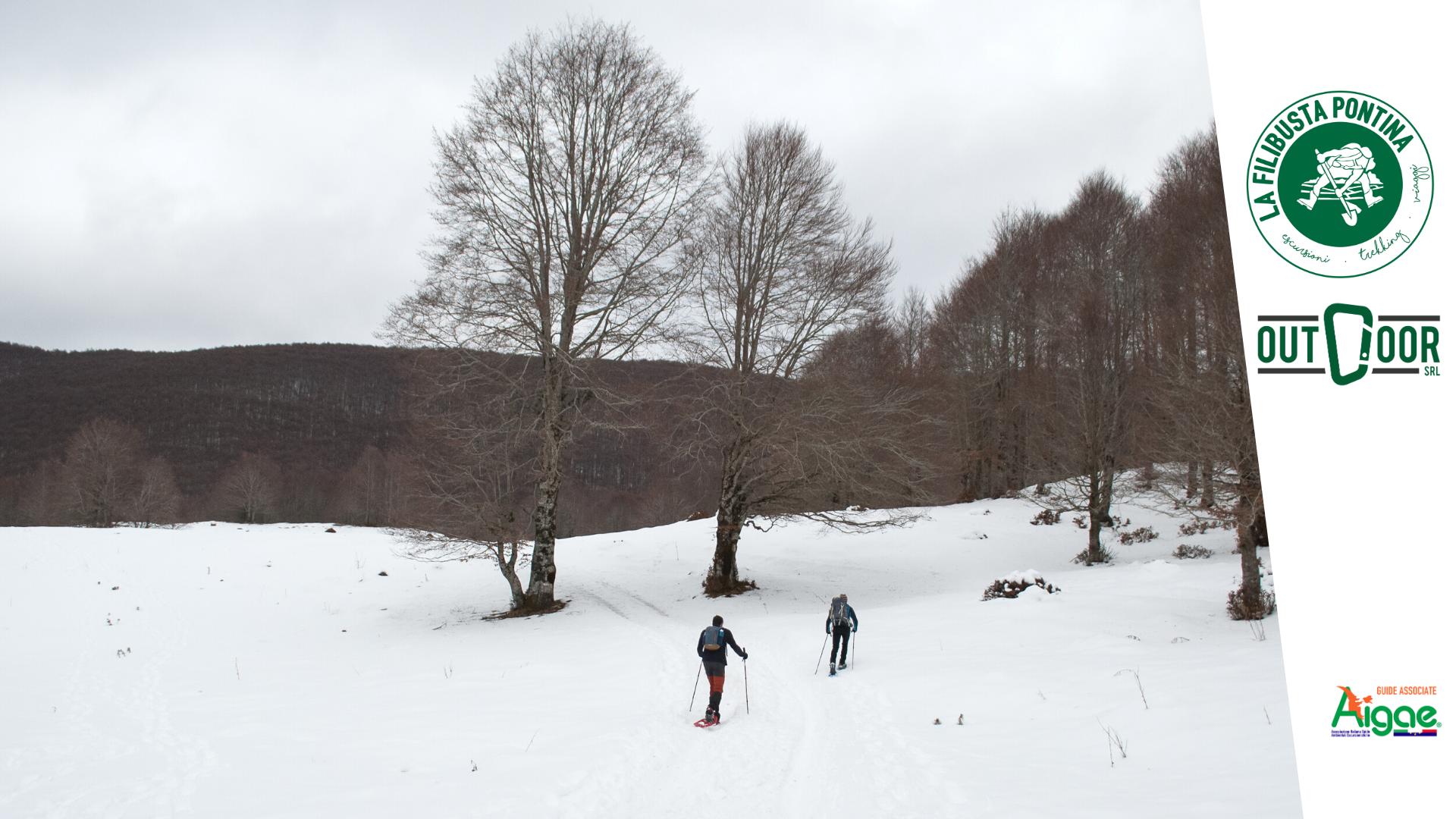 Escursione gruppo del Viglio