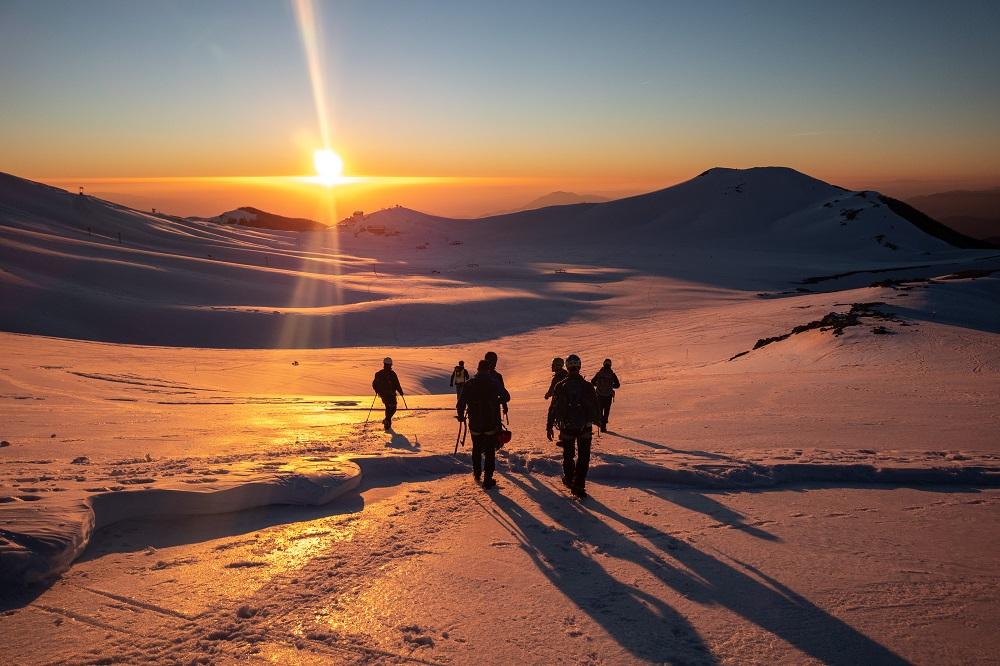 Corso Base di Alpinismo Invernale con la guida alpina Lorenzo Trento