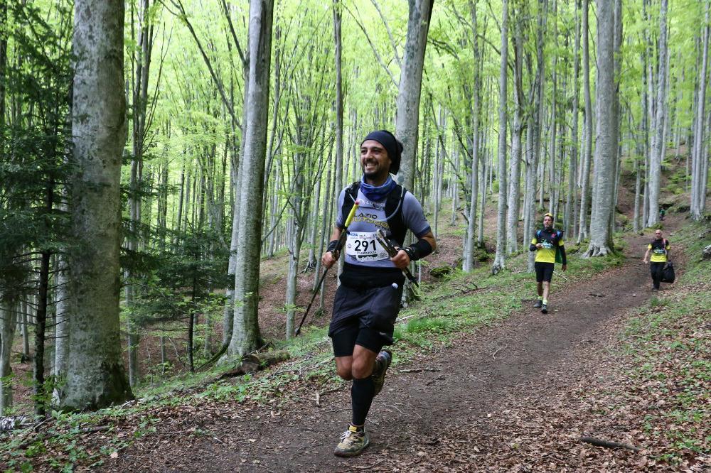 Prima prova dei ragazzi del Trail Running Team Lazio Outdoor per il  Trail Sacred Forest