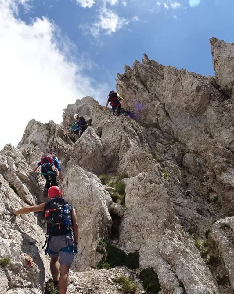 outdoor srl arrampicata