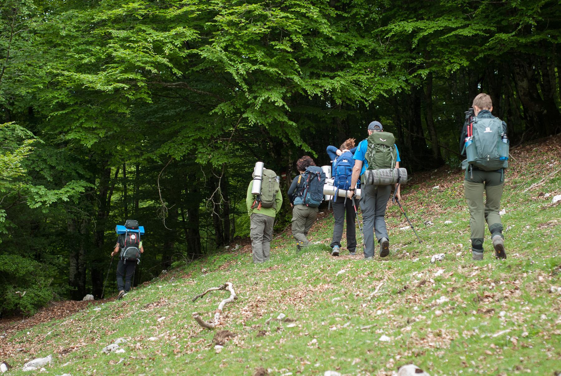 trekking someggiato outdoor srl